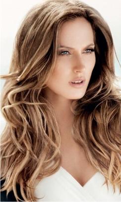 брондирования волос фото